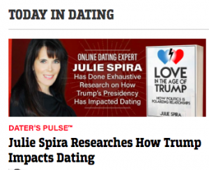 Julie Spira - Love in the Age of Trump