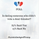 Voting Poll - Love in the Age of Trump